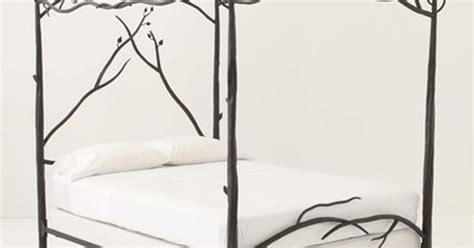 Forest Canopy Bed Frame Forest Canopy Bed Bed Frames Canopy And Anthropologie