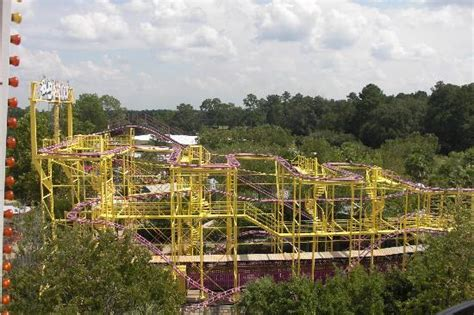 theme park valdosta roller coaster picture of wild adventures theme park