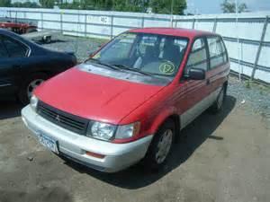 1994 Mitsubishi Expo Lrv Ja3eb30c8rz005319 Bidding Ended On 1994 Mitsubishi