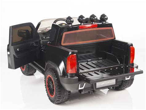 rc truck motors ride on chevy truck power wheels style parental remote