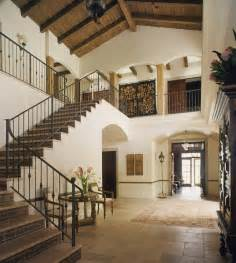 At Home Design Inc Entry Colonial With Moroccan Details Designed By