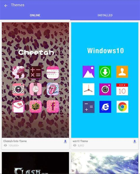 solo launcher themes mobile9 solo launcher a customisable home launcher for android