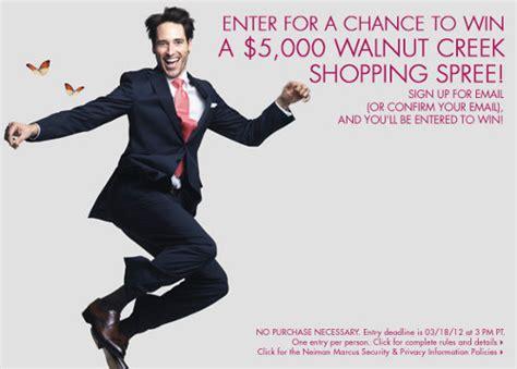 Neiman Marcus Sweepstakes - sweepstakes alert win a 5 000 neiman marcus shopping spree beyond the creek