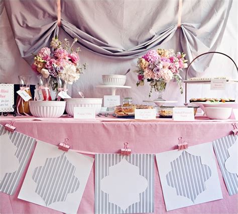 What To Get For Wedding Shower by Bridal Shower Dessert Table Bridal Shower Ideas