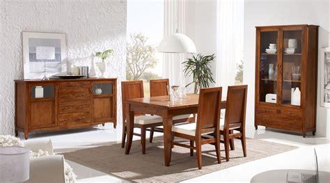 salon comedor serie terra muebles coloniales pinterest