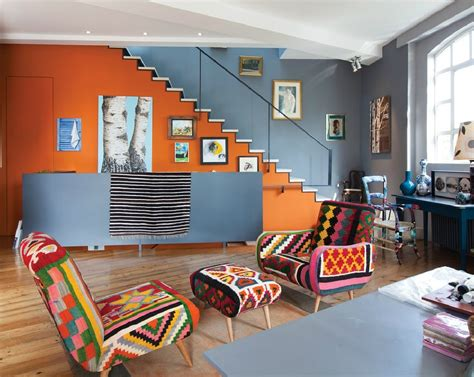 What Color Goes With Orange Walls | image of the week what do you think of orange the homesource