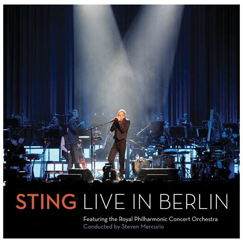 Sting Live In Berlin (Blu ray concert), 0602527530987