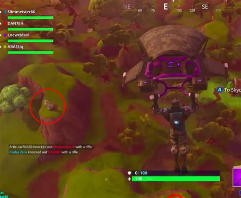 ice cream trucks fortnite challenge solved map locations