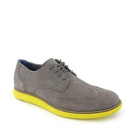 mens light grey dress shoes nason embolden mens grey lace up dress shoe