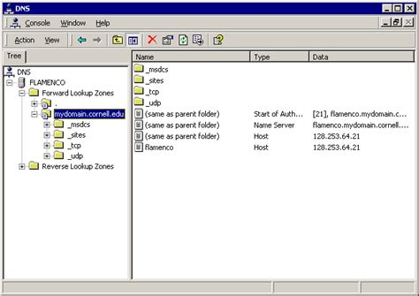 configure windows  active directory   cornells