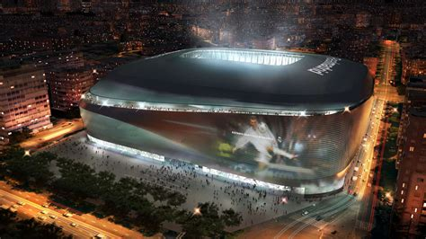House Plans With Future Expansion by New Santiago Bernab 233 U Stadium
