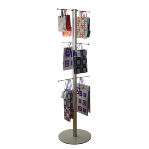 Bag Holder Stand by Vf2a Carrier Bag Stands With Poster Holders