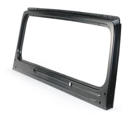 Jeep Tj Windshield Frame Key Parts Inc 0480 011 Steel Windshield Frames For 87