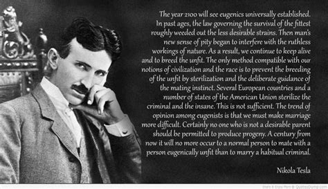 Quote Nikola Tesla Nikola Tesla Quotes About Quotesgram