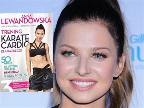 anna lewandowska dieta i trening książka z dvd quot trening karate cardio quot anna lewandowska