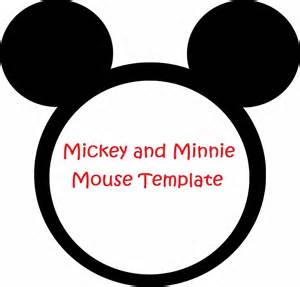minnie mouse cut outs printable minnie mouse invitation