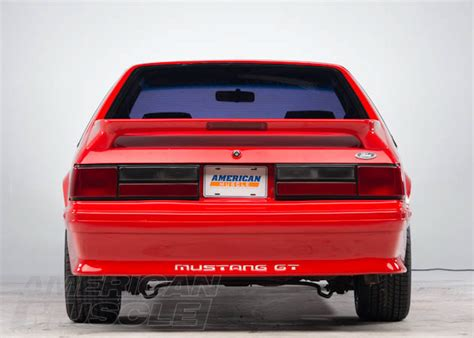 fox mustang exhaust guide to upgrading your fox mustang s exhaust system