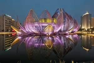 Lotus Building Wujin Lotus Conference Center Architizer