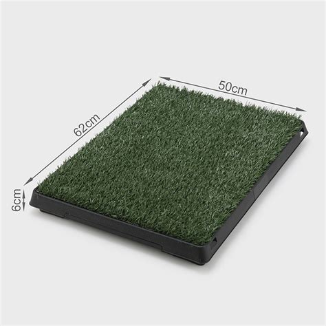 Potty Mat by Pet Toilet Mat Indoor Grass Potty Pad