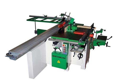 second woodwork machinery combination woodworking machines damatomacchine
