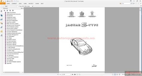 free online car repair manuals download 2008 jaguar xj head up display jaguar s type 2003 2008 auto repair manual forum heavy equipment forums download repair