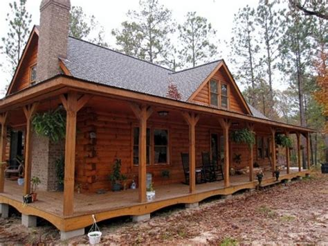 log cabin home with wrap around porch big log cabin homes design log homes with wrap around porches our log home