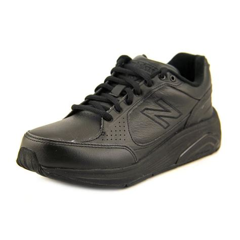womens wide athletic shoes new balance new balance mw928 womens x wide leather black