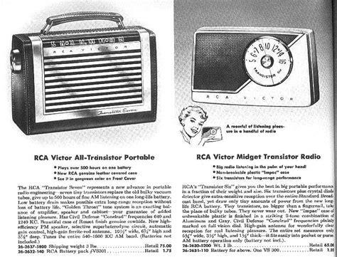 transistor graphics transistor radio graphics