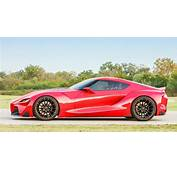 2020 Toyota Supra Speeding  Cars Models