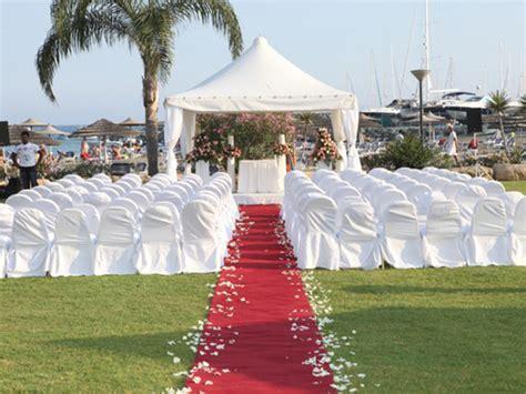 Cyprus Weddings Boutique   St. Raphael Beach Hotel (Ceremony)