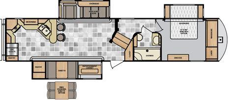 winnebago fifth wheel floor plans latitude floorplans winnebago rvs