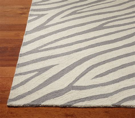 Zebra Rug Pottery Barn by Zebra Rug Pottery Barn