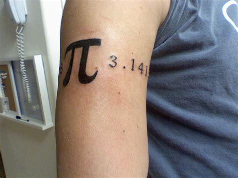 pi tattoo pi tattoos
