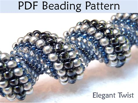 peyote beading tutorial beading tutorial bracelet necklace tubular peyote stitch