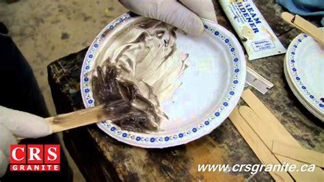 How To Repair Granite Countertop Chips by Granite Countertops By Crs Granite How To Repair A Chip