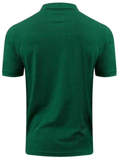 T Shirt Green buy t shirts bottle green polo t shirt