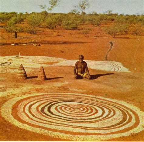 sand painting for free australia aboriginal anthropology before written