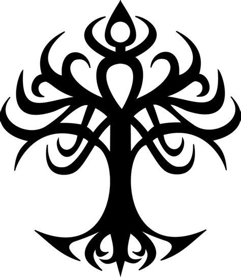 tribal tattoo tree tree of tribal by odari on deviantart