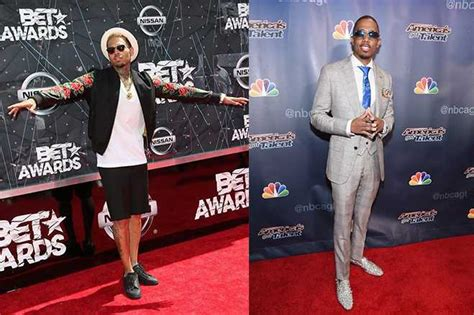 Nick Brown Sneakers nick cannon beats chris brown in shoe hoarding contest