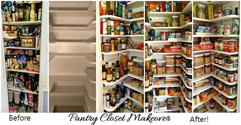 Pantry Cook by Pantry Closet Makeover Tutorial The Gardening Cook
