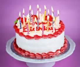kuchen kerzen torta di compleanno alla panna fatta in casa feste e