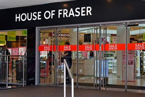 house of fraser rolls out self service bi to optimise