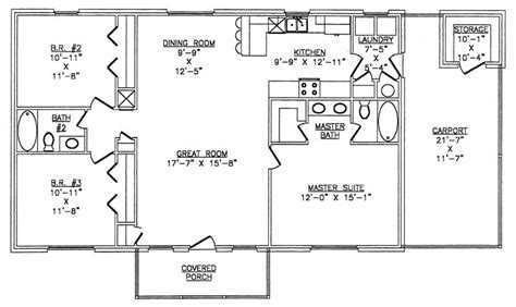 Metal Houses Floor Plans by The Lth027 Lth Steel Structures