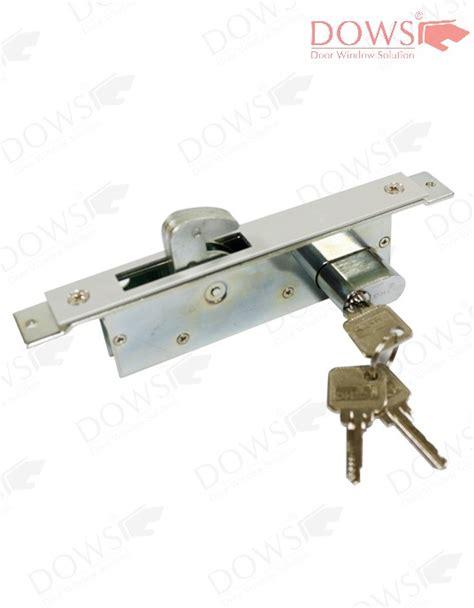 Gembok Warna Brabus 40 Mm aluminium door lock kc dows 9423 sliding
