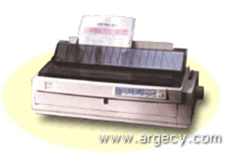 Printer Epson Lq 2170 Baru epson lq 2170 argecy