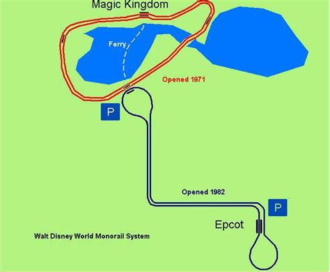 disney monorail map map of disney world monorail system factsofbelgium