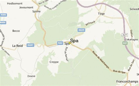 spa belgium map spa weather station record historical weather for spa