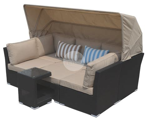 outdoor lounge bed somerset outdoor lounge and day bed in one furniture