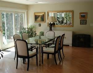 Mirror In The Living Room Feng Shui What Gives This Dining Room Feng Shui Open Spaces