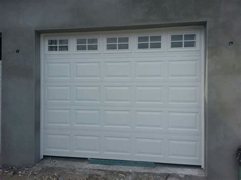 3 door garage 3 panel garage door three panel carriage house garage
